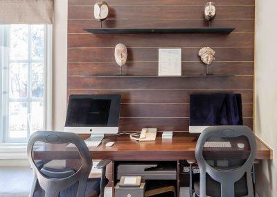 Main Reception Internet Cafe