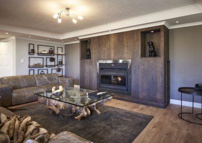 Zoosh fireplace surround
