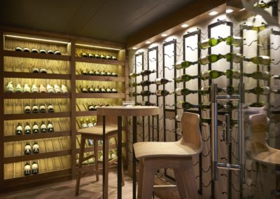 Zoosh wine cellar 5