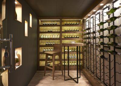 Zoosh wine cellar 6