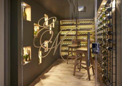 Zoosh wine cellar 7